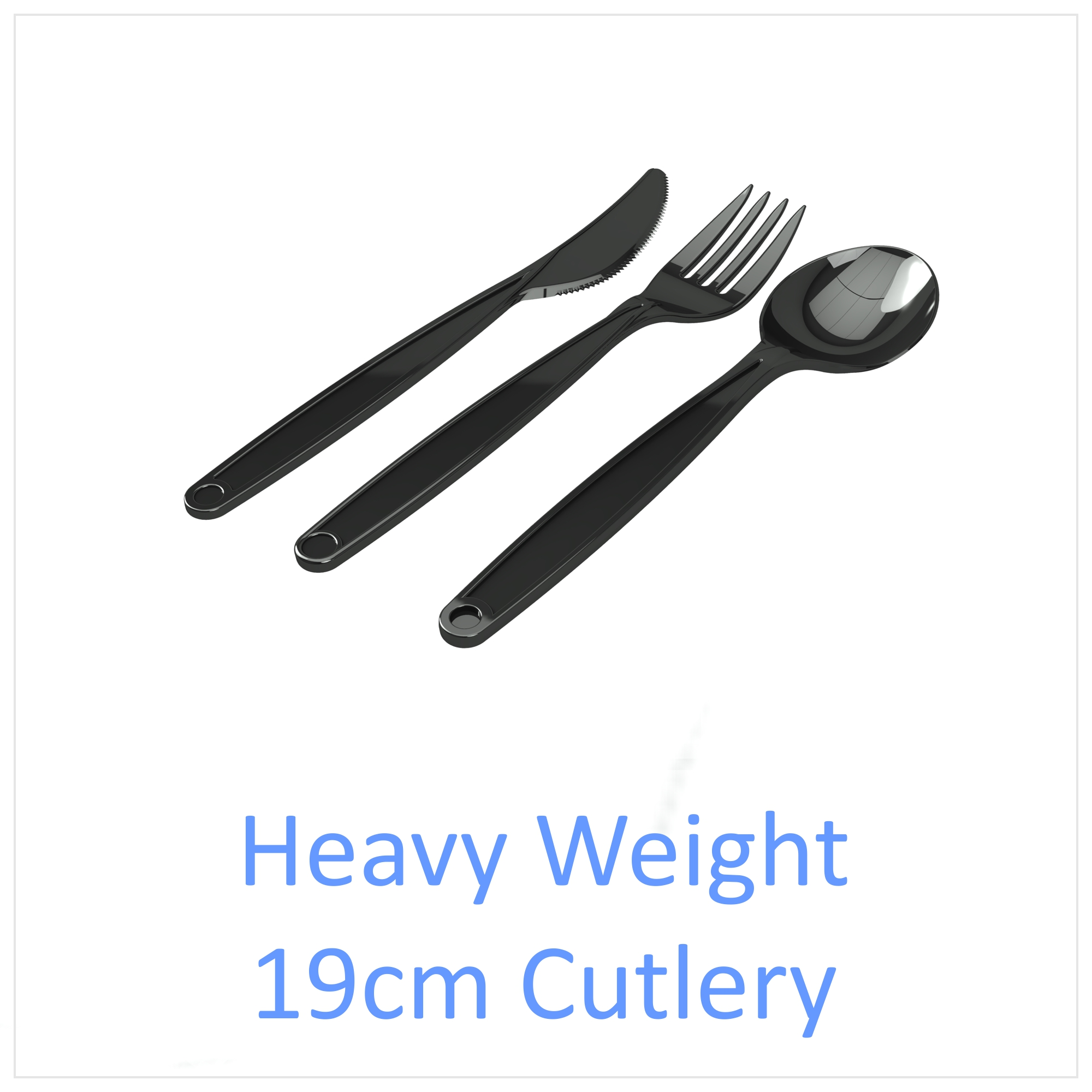 Heavy Weight Cutlery