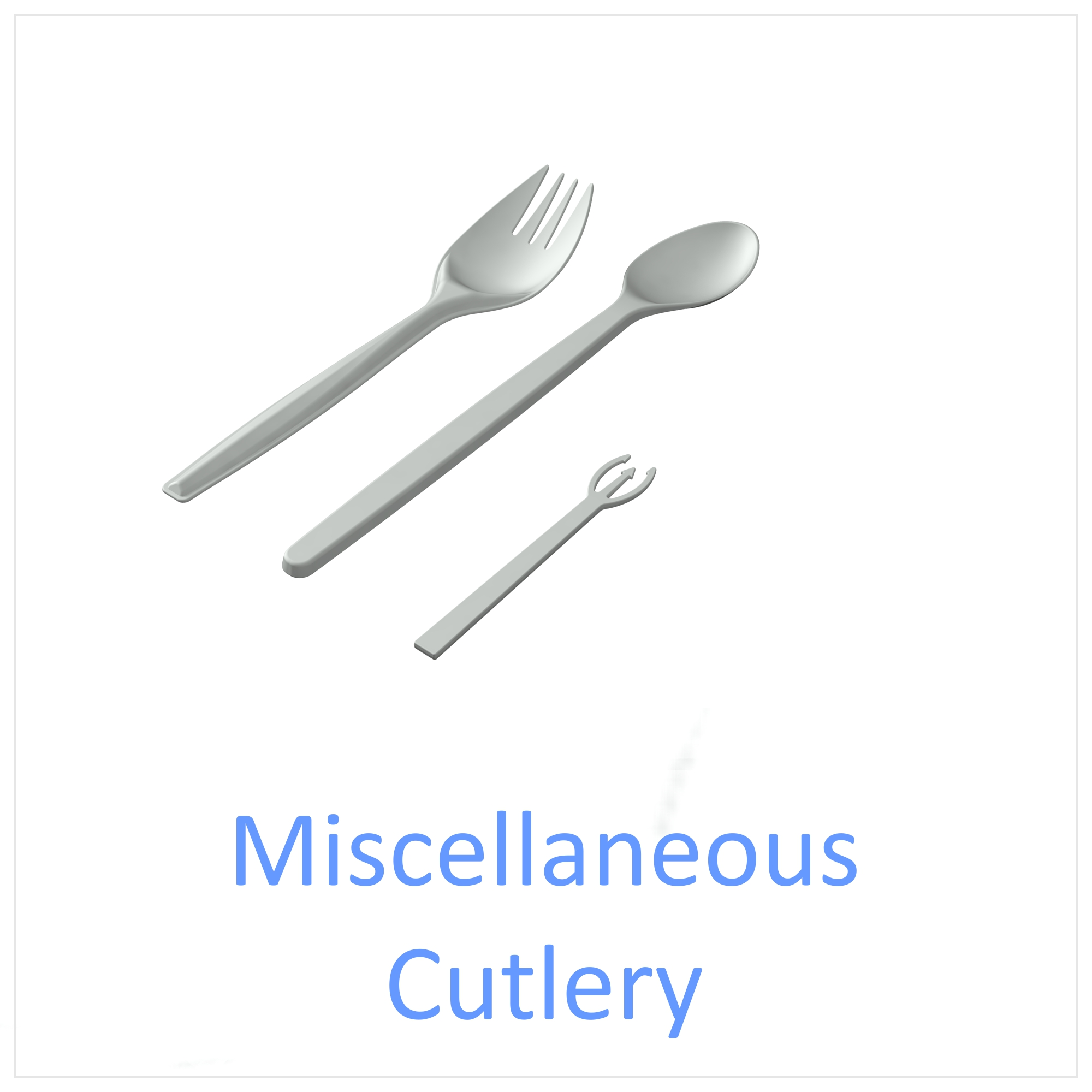 Miscellaneous Cutlery