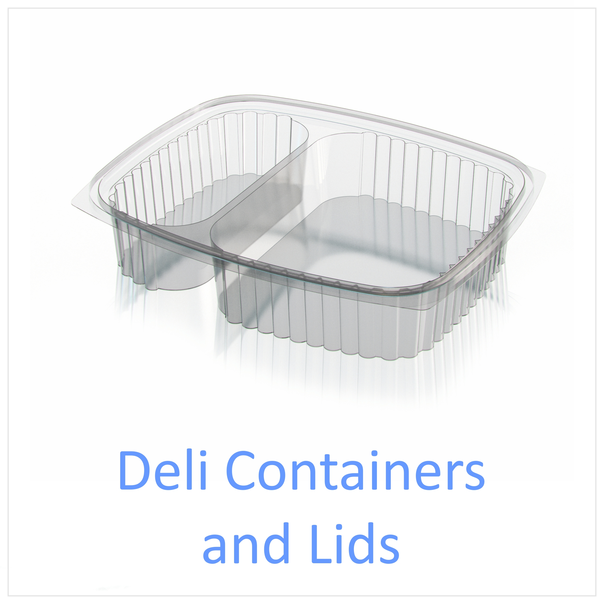 Deli Containers and Lids