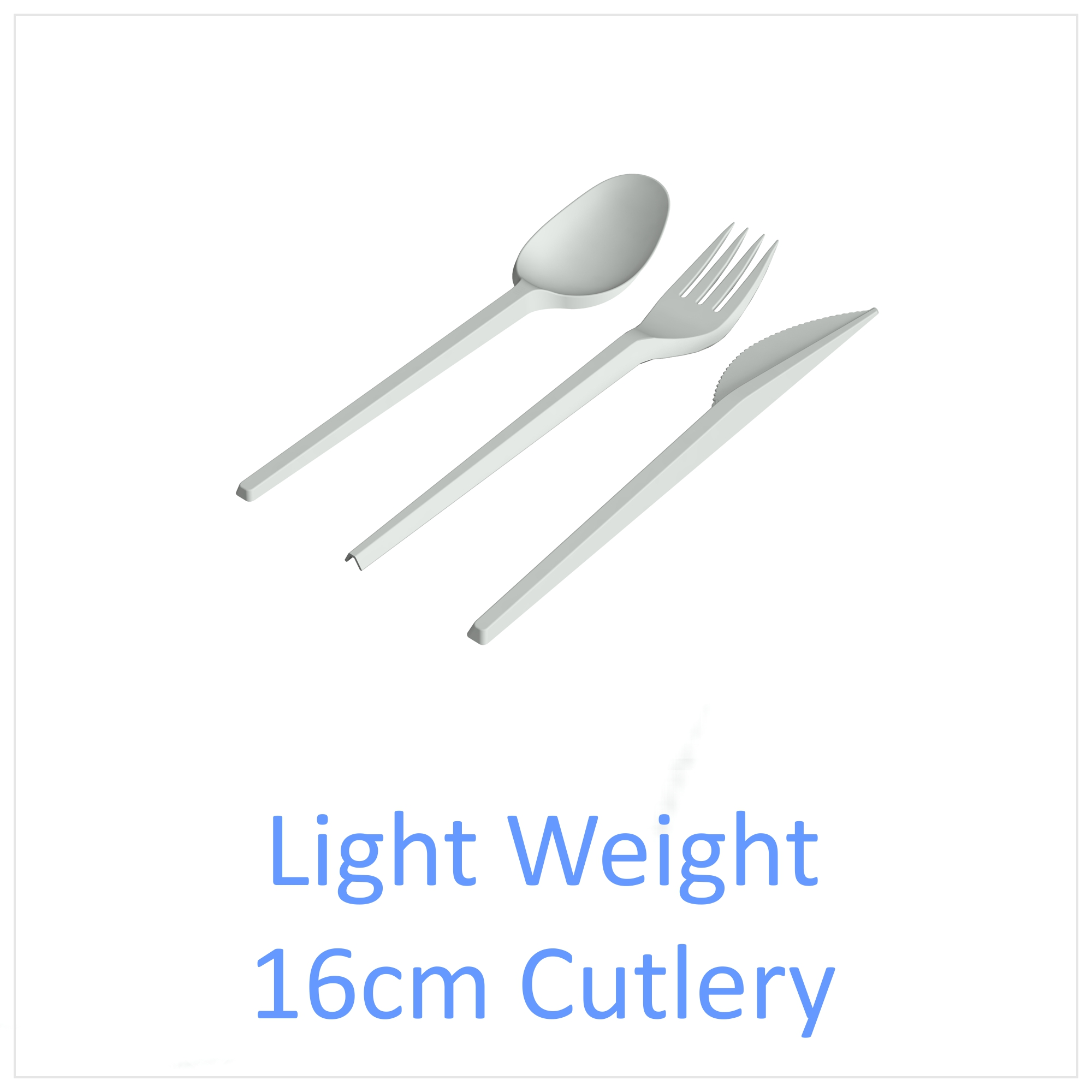 Light Weight Cutlery
