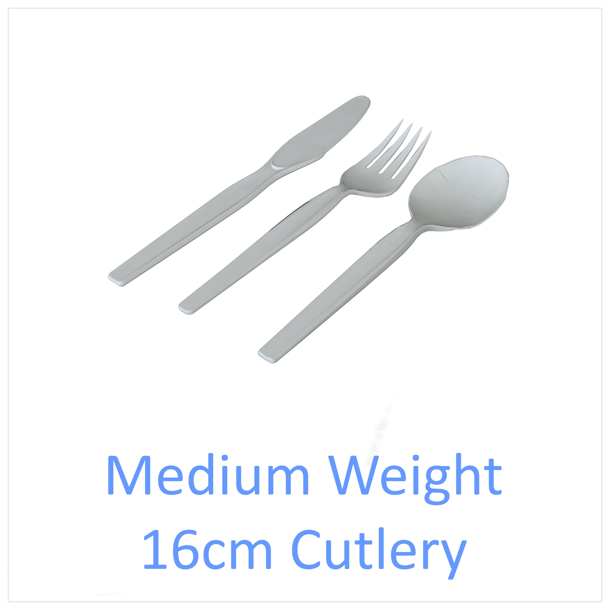 Medium Weight Cutlery